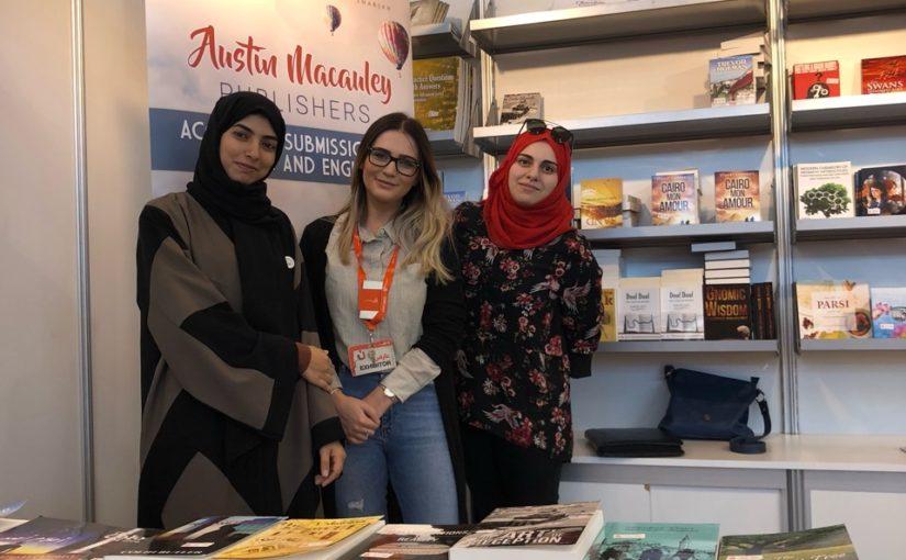 Austin-macaquley-sharjah-book-fair
