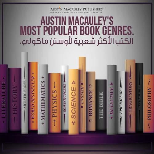 Austin-Macauleys-Most-Popular-Book-Genres