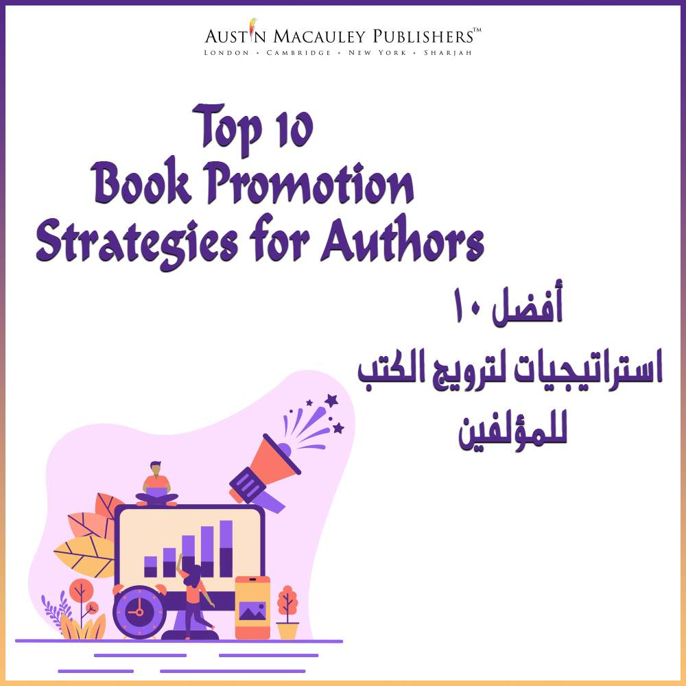 10 Book Promotion Tips for Authors