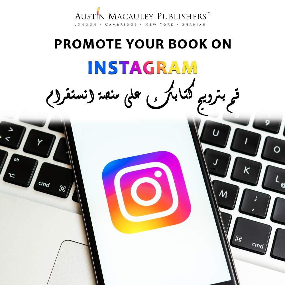 Promote Book on Instagram