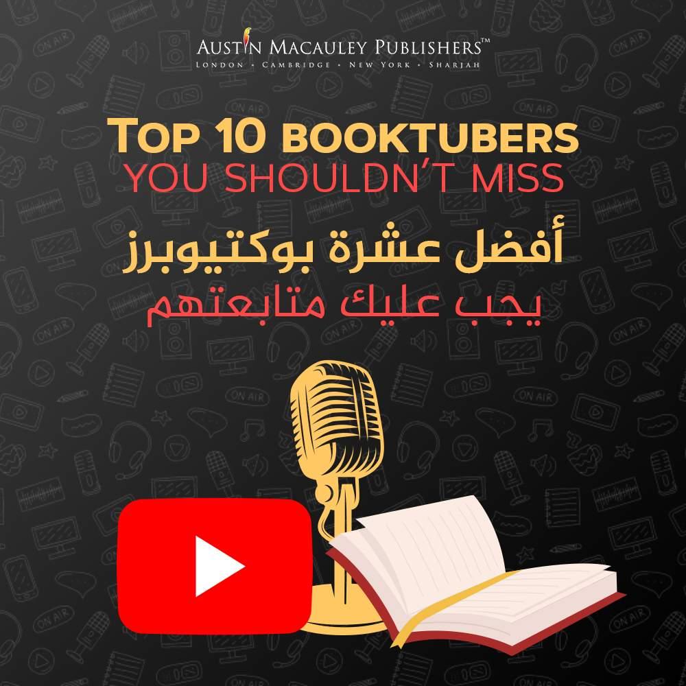 Top 10 Booktubers