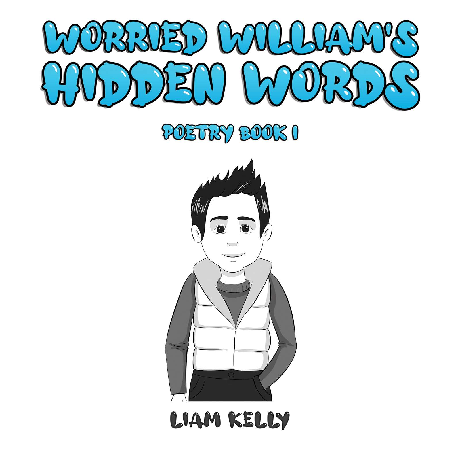 Worried William's Hidden Words
