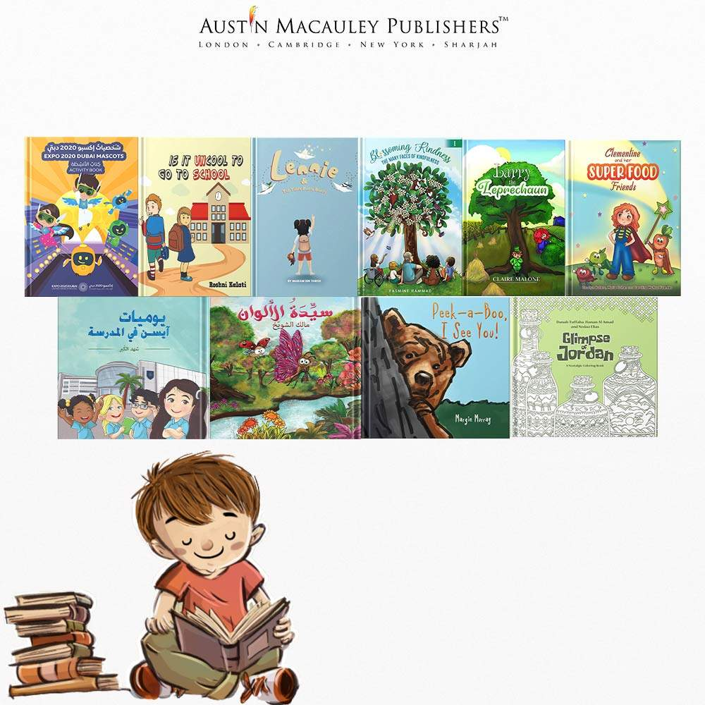 StoryBooks to Get Your Kids Excited About Summer Reading