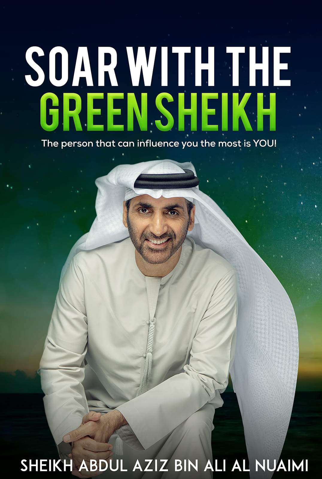 Soar with the Green Sheikh