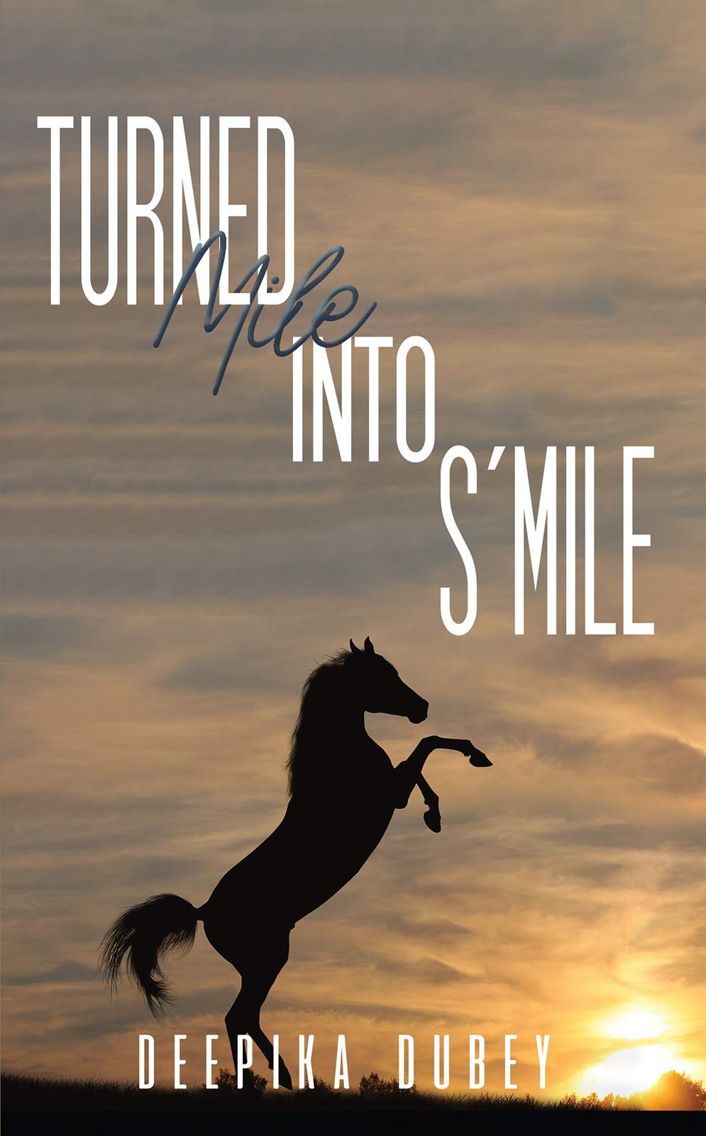 Turned Mile into S'mile